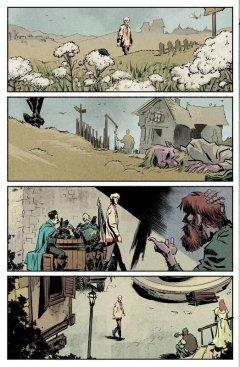 Комикс Крестовый поход: Волк #2 издатель Bubble