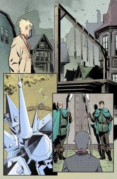 Комикс Крестовый поход: Волк #2 жанр Приключения, Фантастика и Фэнтези