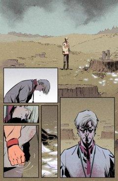 Комикс Крестовый поход: Волк #2 источник Крестовый поход