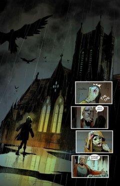 Комикс Крестовый поход #2 источник Крестовый поход