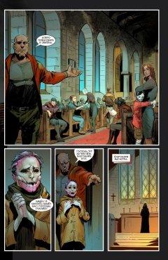 Комикс Крестовый поход #2 издатель Bubble