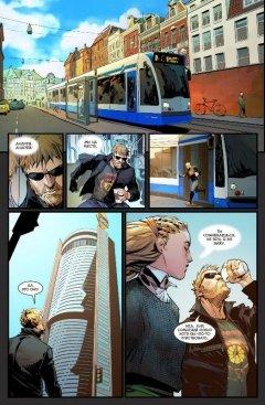 Комикс Крестовый поход #1 жанр Приключения, Фантастика и Фэнтези