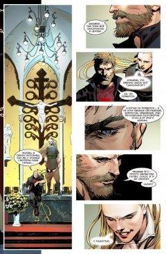 Комикс Крестовый поход #3 издатель Bubble