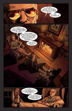 Комикс Игорь Гром №13. Умный человек. Часть 3. источник Игорь Гром