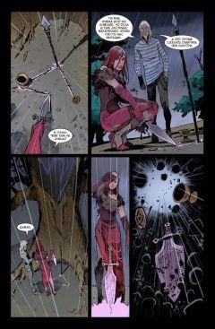 Комикс Бесобой №22. Воля мёртвых. Часть 3. издатель Bubble