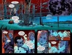 Комикс Бесобой №21. Воля мёртвых. Часть 2. издатель Bubble