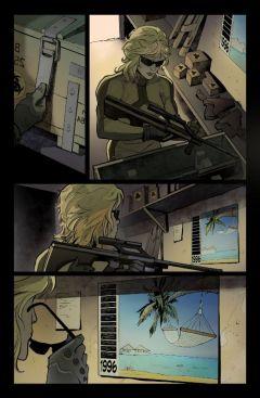 Комикс Бесобой №20. Воля мёртвых. Часть 1. издатель Bubble
