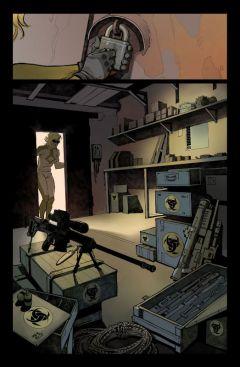 Комикс Бесобой №20. Воля мёртвых. Часть 1. источник Бесобой