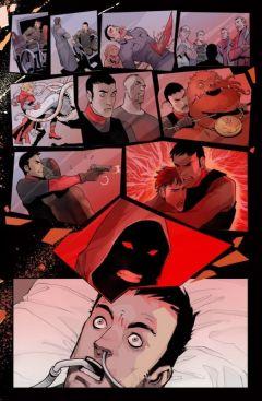 Комикс Бесобой №18. Красный фильтр. Часть 2. издатель Bubble
