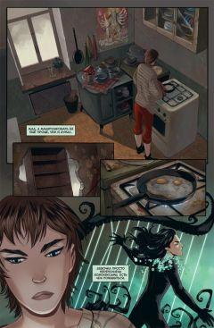 Комикс Бесобой №42. Жертвы обстоятельств. (Альтернативная обложка) источник Бесобой