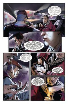 Комикс Бесобой №19. Три сестры. Часть 2. издатель Bubble