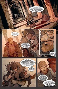 Комикс Инок. Выпуск 47. Игрушечный солдат. Часть 2. издатель Bubble