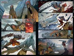 Комикс Инок. Выпуск 46. Игрушечный солдат. Часть 1. источник Инок