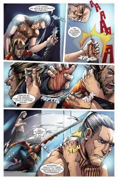 Комикс Инок. Выпуск 19. Прощание. Часть 2. изображение 1