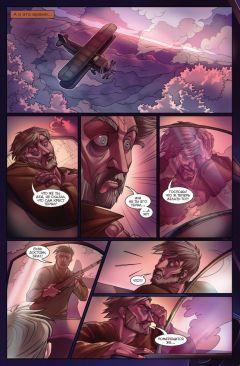 Комикс Инок. Выпуск 10. изображение 1