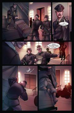 Комикс Инок. Выпуск 9. изображение 1