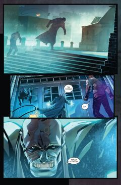 Комикс Инок против Бесобоя. Выпуск 3. Часть 9. изображение 1
