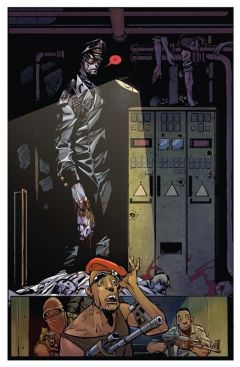 Комикс Красная фурия. Выпуск 44. Жажда смерти. изображение 1