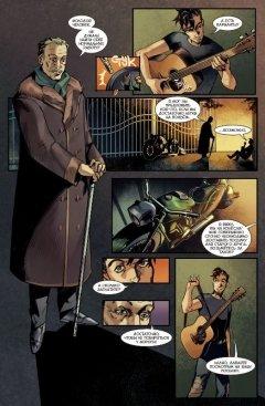 Комикс Черная рука и загадочная посылка жанр Приключения