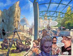 Комикс Экслибриум. Выпуск 41. Переворот. Часть 1 источник Экслибриум