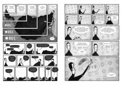 Комикс Гигантская борода, которая была злом автор Стивен Коллинз