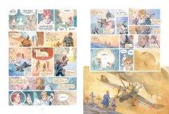 Комикс Звездный замок. Земляне на Марсе. Том 4 издатель Манн, Иванов и Фербер