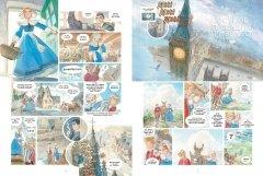 Комикс Звездный замок. Рыцари Марса. Том 3 издатель Манн, Иванов и Фербер