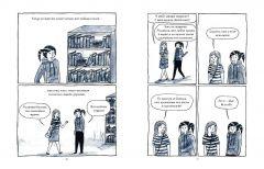 Комикс Быть интровертом. История тихой девочки в шумном мире издатель Манн, Иванов и Фербер