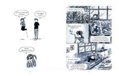 Комикс Быть интровертом. История тихой девочки в шумном мире автор Дебби Танг