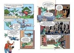 Комикс Роботы. Научный комикс изображение 1