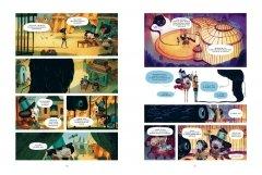 Комикс Эпифания. Девочка, которая боялась своей тени жанр Приключения и Фэнтези