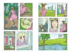 Комикс Анна с фермы «Зеленые крыши» жанр Повседневность и Приключения