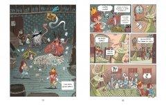 Комикс Эмиль и Марго. Монстрам вход запрещен! источник Эмиль и Марго