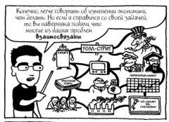 Комикс Экономикс. Как работает экономика (и почему не работает) в словах и картинках жанр Разные жанры