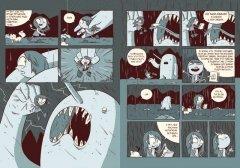 Комикс Хильда и тролль изображение 1