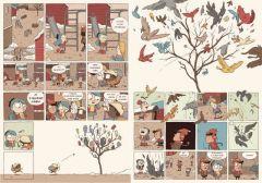 Комикс Хильда и птичий парад источник Хильда и...