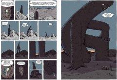 Комикс Хильда и полуночный великан источник Хильда и...