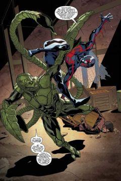 Комикс Человек-Паук 2099. Том 1. Вне времени. (Обложка Скотти Янга) издатель Другое Издательство