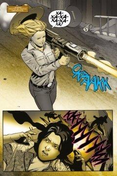 Комикс Джон Уик (Альтернативная обложка) изображение 1