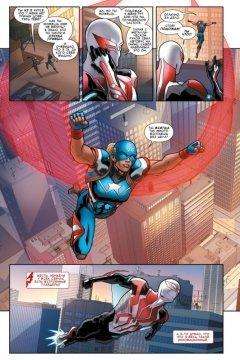 Комикс Новый Человек-Паук 2099. Том 1: Бросок в будущее жанр Боевик, Приключения, Супергерои и Фантастика