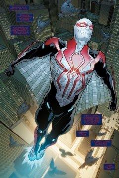 Комикс Новый Человек-Паук 2099. Том 1: Бросок в будущее источник Spider Man
