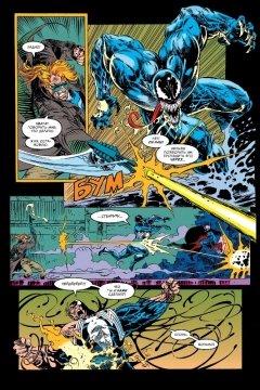 Комикс Веном: Духи возмездия. источник Venom