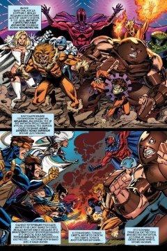 Комикс Люди Икс 92. Том 0 жанр Боевик, Боевые искусства, Приключения, Супергерои и Фантастика