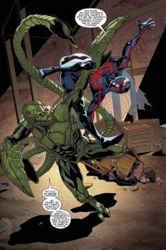 Комикс Человек-Паук 2099. Том 1. Вне времени. (Новая обложка) издатель Другое Издательство