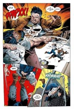 Комикс Каратель уничтожает вселенную Marvel жанр Боевик, Боевые искусства, Приключения, Супергерои и Фантастика