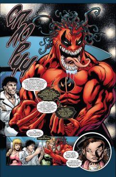Комикс Что если Веном... завладел бы Дэдпулом? издатель Другое Издательство