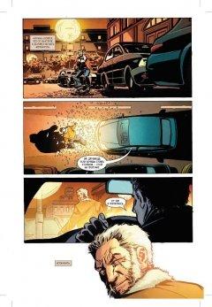 Комикс Росомаха. Старик Логан. Полное издание. Том 5 жанр Боевик, Приключения, Супергерои и Фантастика