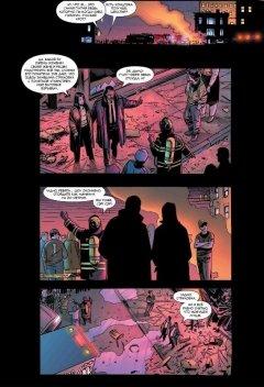 Комикс Гражданская Война. На Передовой источник Marvel