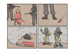 Комикс Gudim. Рисунки, которые мы заслужили жанр Комедия