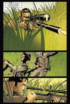 Комикс Фьюри MAX Том 2: Моя война прошла давно источник Фьюри